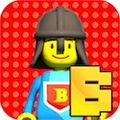 Bloxy Knights & Castles. Bricks For Kids