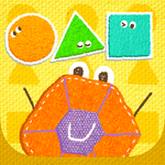 Doodle Critter Math- Shapes