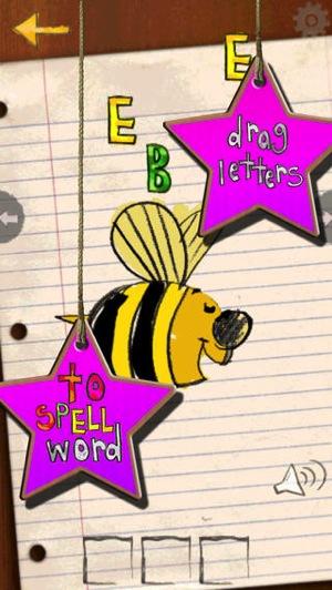 Freefall Spelling 2