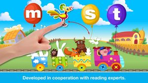 Phonics- Fun on Farm  3