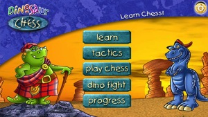 Dinosaur Chess Learn to Play 2