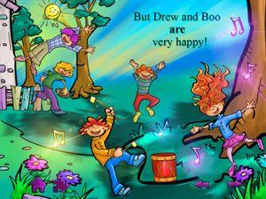 Drew Meets Boo 4