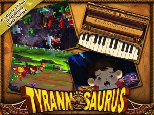 I m a Tyrannosaurus HD 2