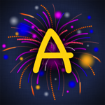 ABC Fireworks  A fun way to learn the alphabet