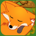 Ferdinand Fox s Big Sleep  interactive rhyming story book app for kids