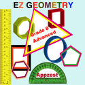 EZ Geometry Grade 8 Advanced