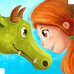 Senda and the Glutton Dragon