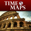 TIMEMAPS History of Ancient Rome  Historical Atlas