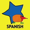 Motlies Vocabulary Trainer Spanish 1