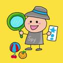 Scavenger hunt for kids  I Spy for Kids