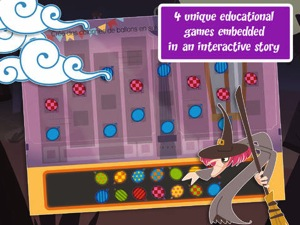 Learn Maths with The Fantastic Adventures of Max Squared 2