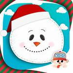 Minti Kids Christmas Snowman
