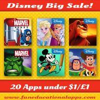 Disney app Sale