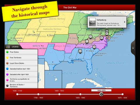 TIMEMAPS U S History  Historical Atlas 2