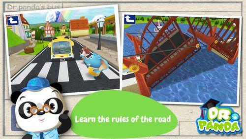 Dr. Panda's Bus Driver  2