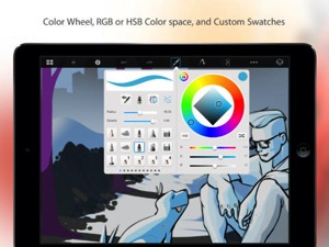 SketchBook Pro for iPad 2
