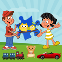 Play2learn  Interactive games for kids