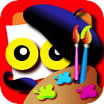 Wee Kids Draw Color