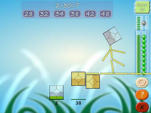 KidsCalculate Math Basics 4