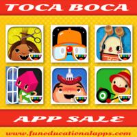 Toca Boca App Sale