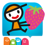D5EN5- Fruits - An interactive game book for children