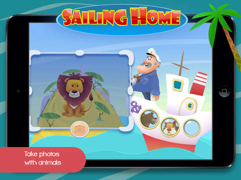 Sailing Home – Learn Animal Habitats 4