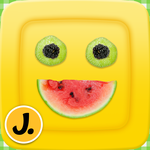 Cute Food-Cooking App for KidsCute Food-Cooking App for Kids