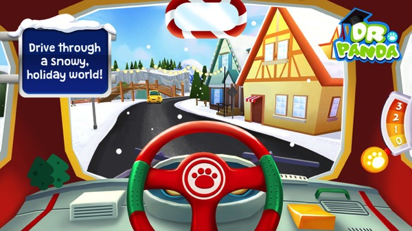 Dr Panda s Bus Driver Christmas 4