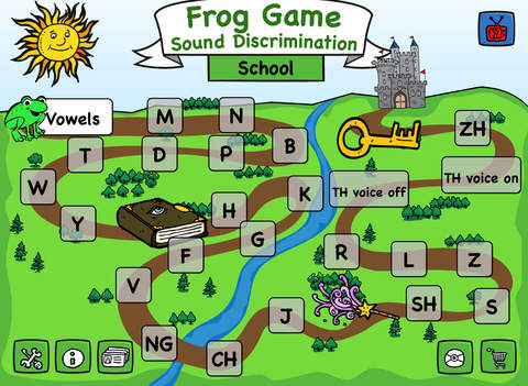 amazing frog game for kids