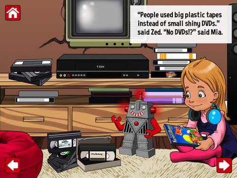 Messy Mia & The Tale of Ancient Tech HD 3