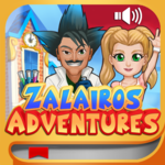Zalairos Adventures by Skoolbo