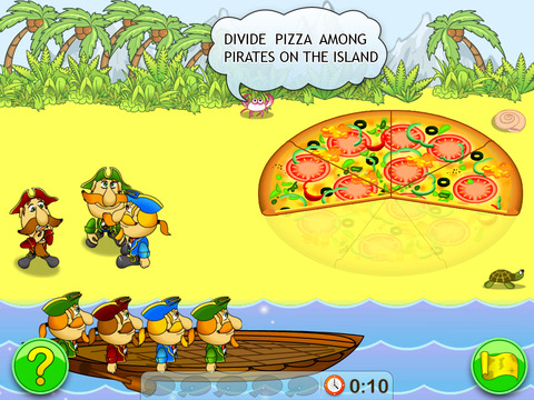 Fractions & Smart Pirates 2