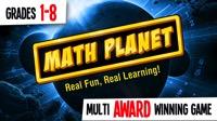 Math Planet 8