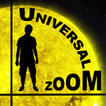 Universal Zoom All About Sizes and Distances