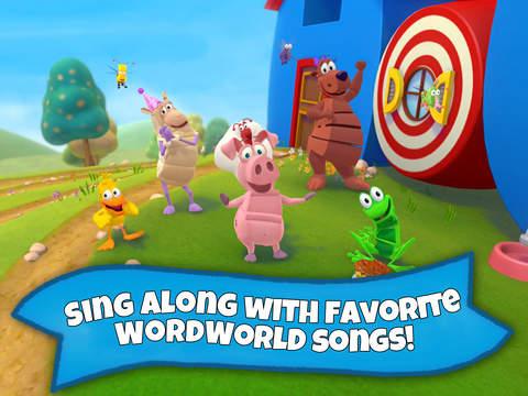 WordWorld Tales 3
