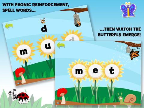 Brainy Bugs' Preschool Games for iPad 2
