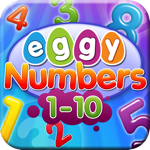 Eggy Numbers 1  10