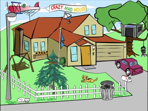 Crazy Mad House