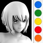 Figuromo Artist  Anime Bishoujo