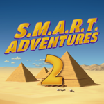 SMART Adventures Mission Math 2 Peril at the Pyramids
