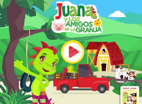 Juana La Iguana en la Granja