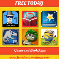 Free Book and Games Apps for kids