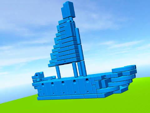 Imagination Playground 3D Builder 3