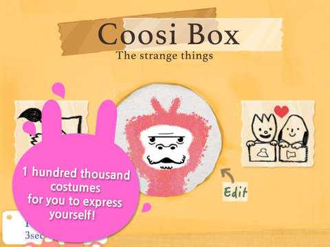 Coosi Box - Creative Drawing and Share Imagination