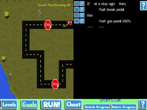 Traffic - Programming for Beginners 3
