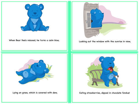 Learning Emotions with the Rainbow Feelings Bear 3