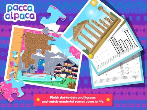 Pacca Alpaca - Travel Playtime- fun activities for kids 2