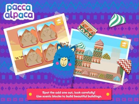 Pacca Alpaca - Travel Playtime- fun activities for kids 4