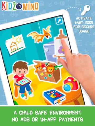 KidzInMind  App for Kids