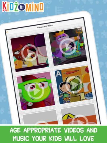 KidzInMind  App for Kids 4